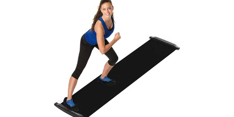 Slide Aerobic