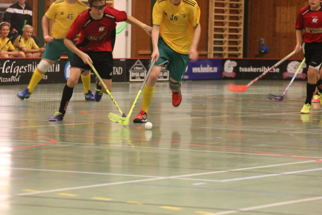 Floorball Übungen