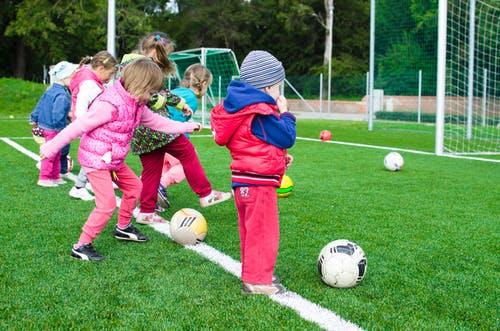 Schulsport Spiele