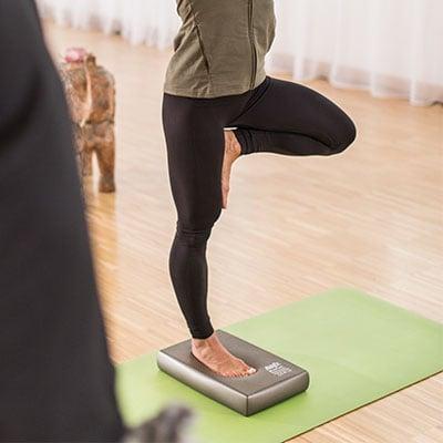 Gesunder Fuß: Fußgelenk stabilisieren