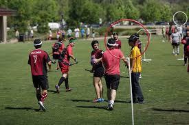 Die Sportart Quidditch