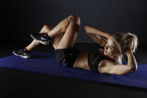 Home Fitness Übungen