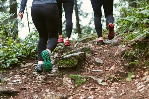 Vorteile von Outdoor Fitness