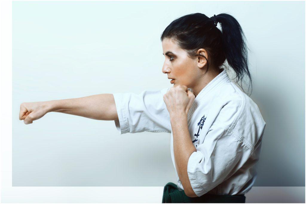 Optimale Kampfsportausrüstung