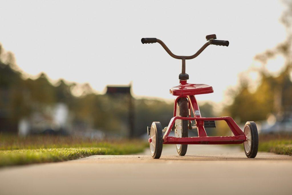 Kinderfahrzeuge für KITA und Kindergarten