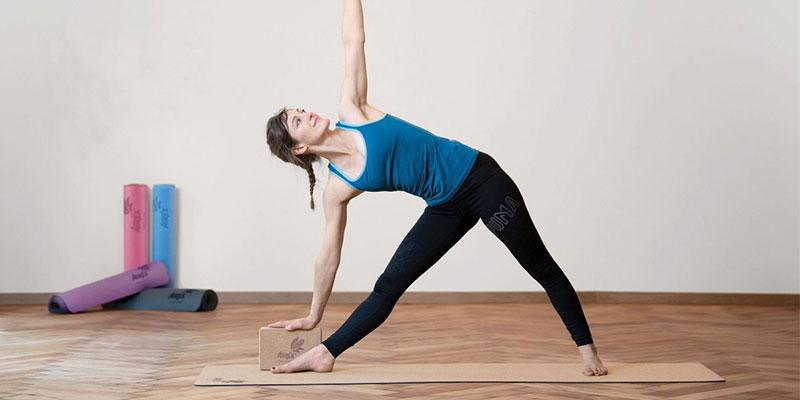 Neuheit 2020: Eco Yogamatten von Airex