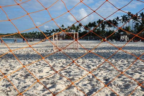 Beachsoccer Regeln und Materialien