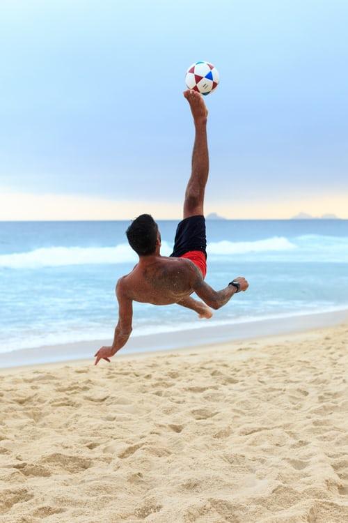 Beachsoccer Regeln