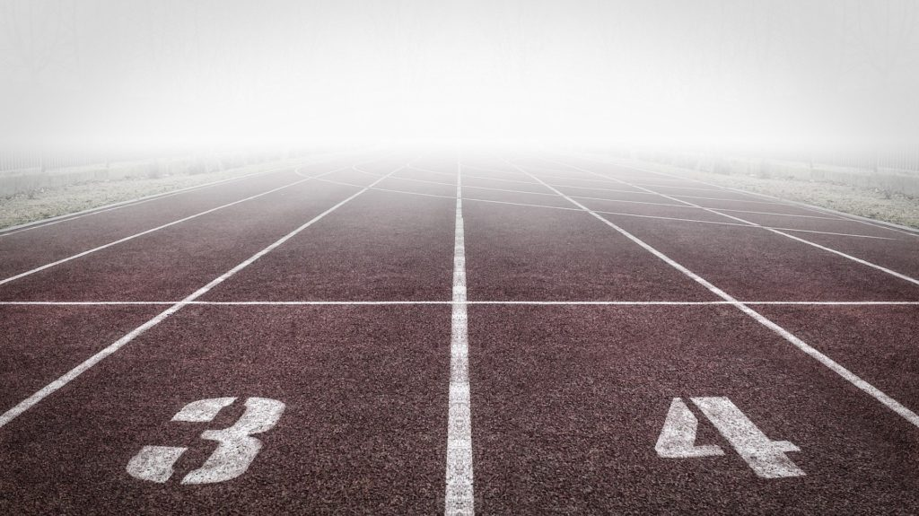 Wiederbeginn des Sports