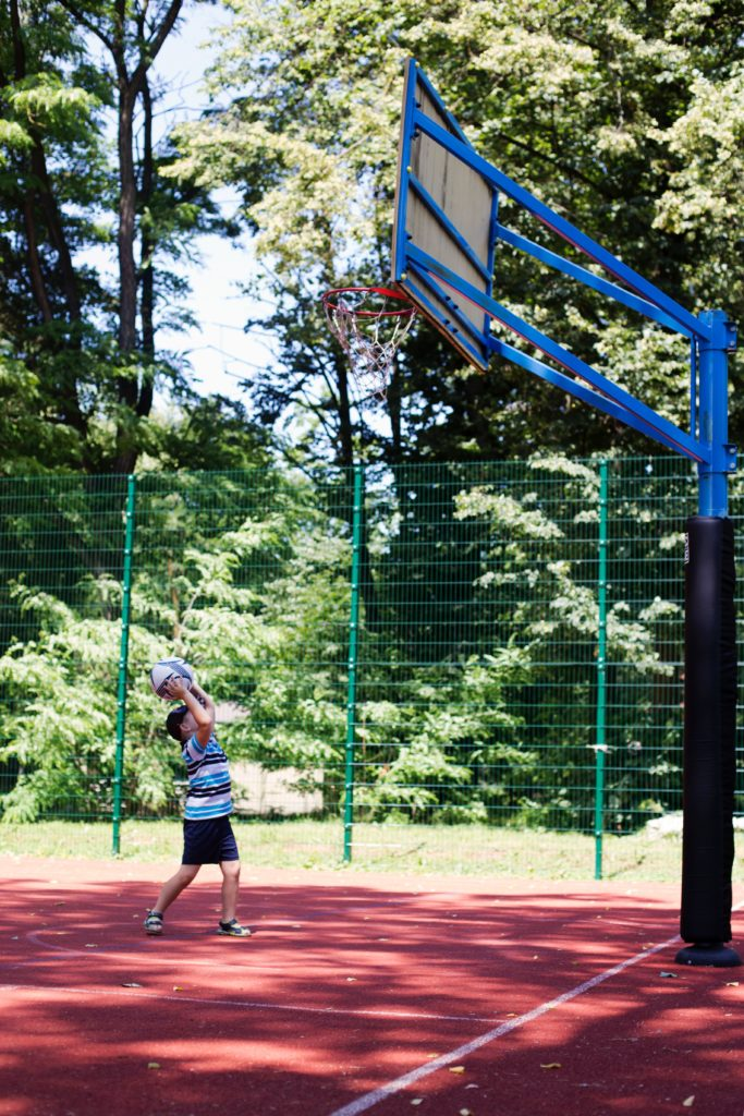 Regeln im Minibasketball