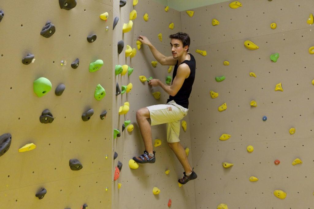 Kletterspiele für jedes Leistungsniveau