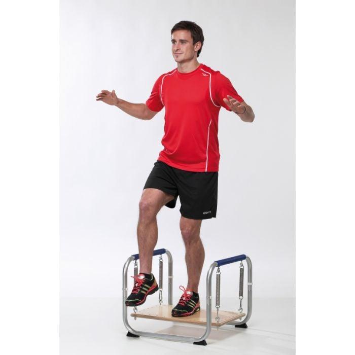 Trainingsgeräte für mehr Körperstabilität