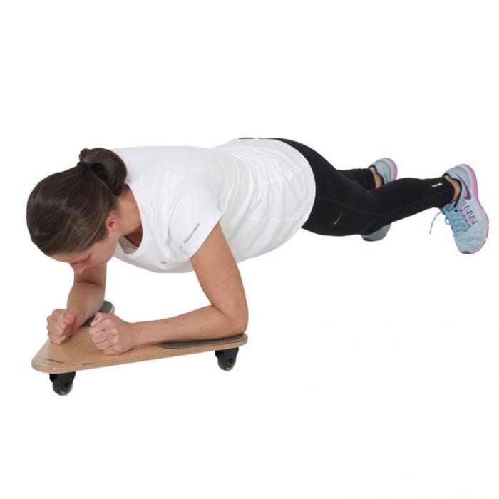 Trainingsgeräte für mehr Stabilität