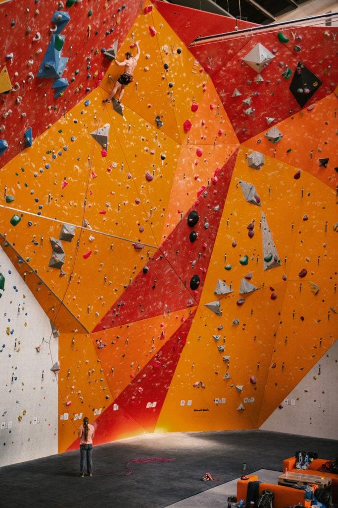 Kletterspiele für die Freizeit und den Schulsport