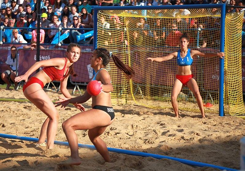 Beachhandball Regeln und Ausrüstung