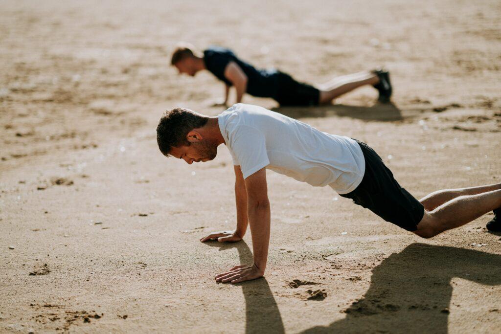 Effektive Übungen für HIIT