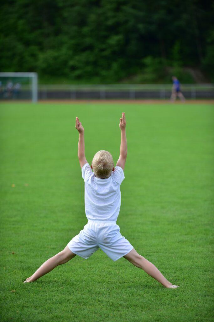 Spielideen für den Sportunterricht im Freien
