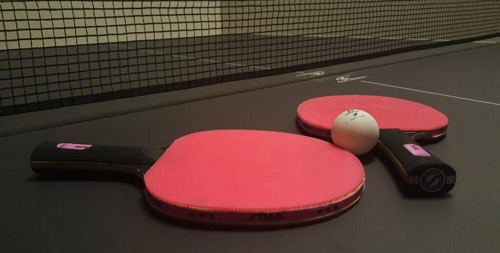 Tischtennis Spielideen