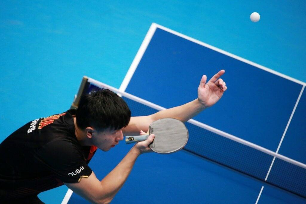 Rundlauf als Tischtennis Spielidee