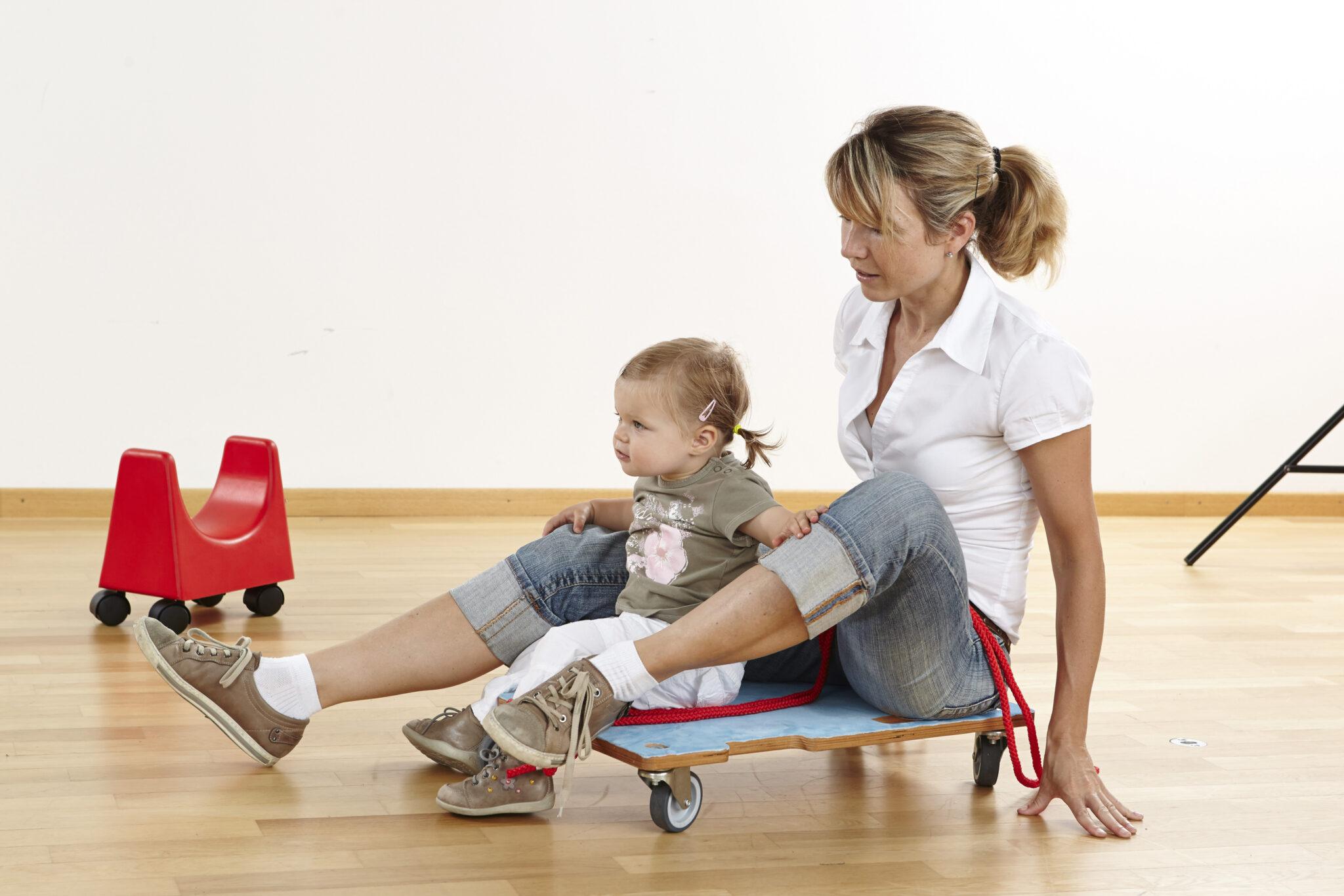 Eltern-Kind-Turnen Bezugsperson