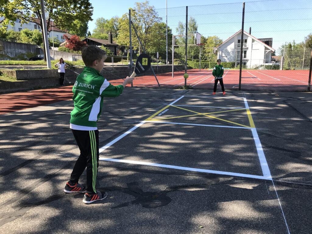 Street Racket - Regeln und Spielformen