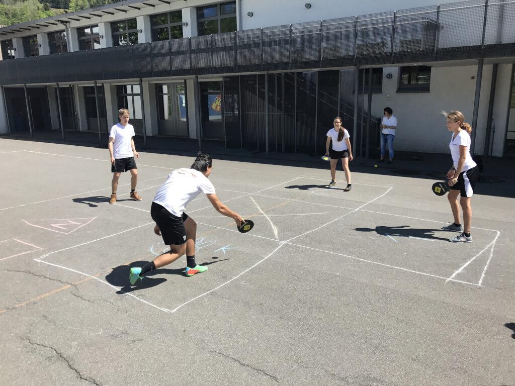 Street Racket - Regeln, Ausstattung und Spielformen