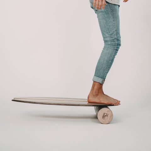 Übungen mit einem Balance Board