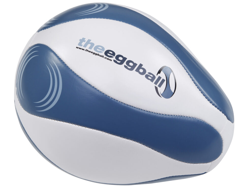 Besondere Bälle: Ball in Eiform