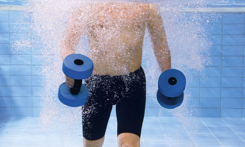 Aqua-Fitness Training