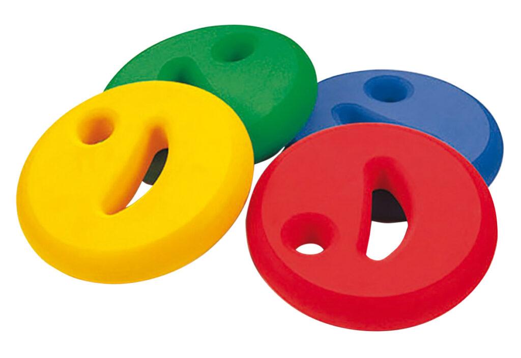 Aqua-Discs für das Aqua-Fitness