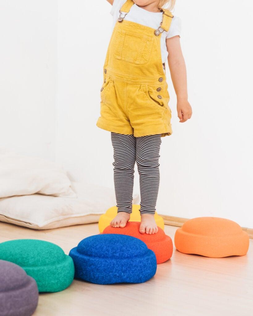 Bewegungsspiele im Kindergarten