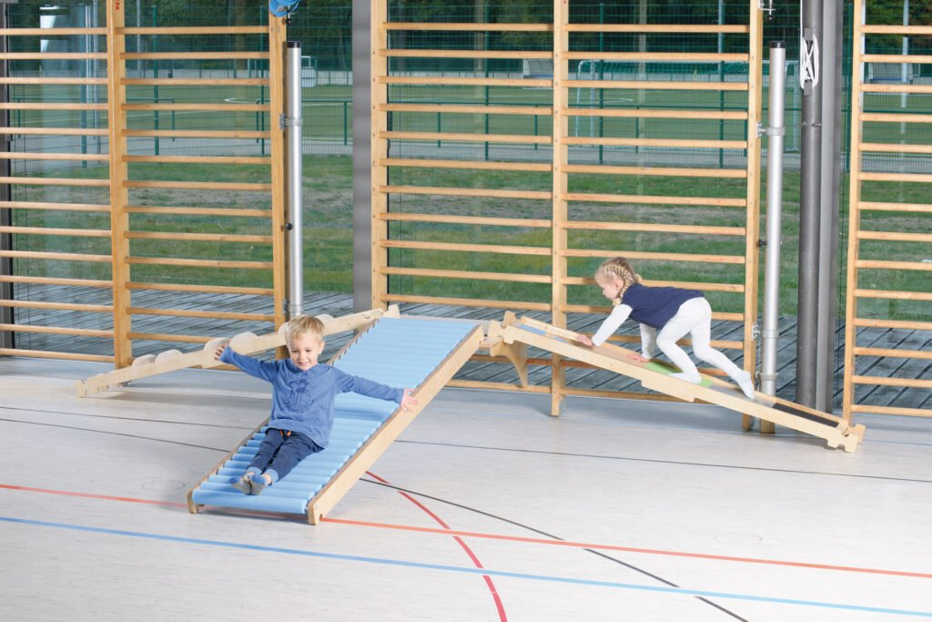 Kindersport Bewegungslandschaft
