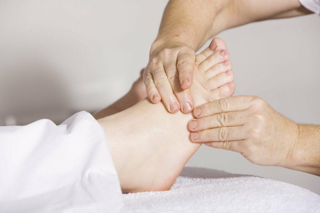 Fußreflexzonentherapie Geschichte