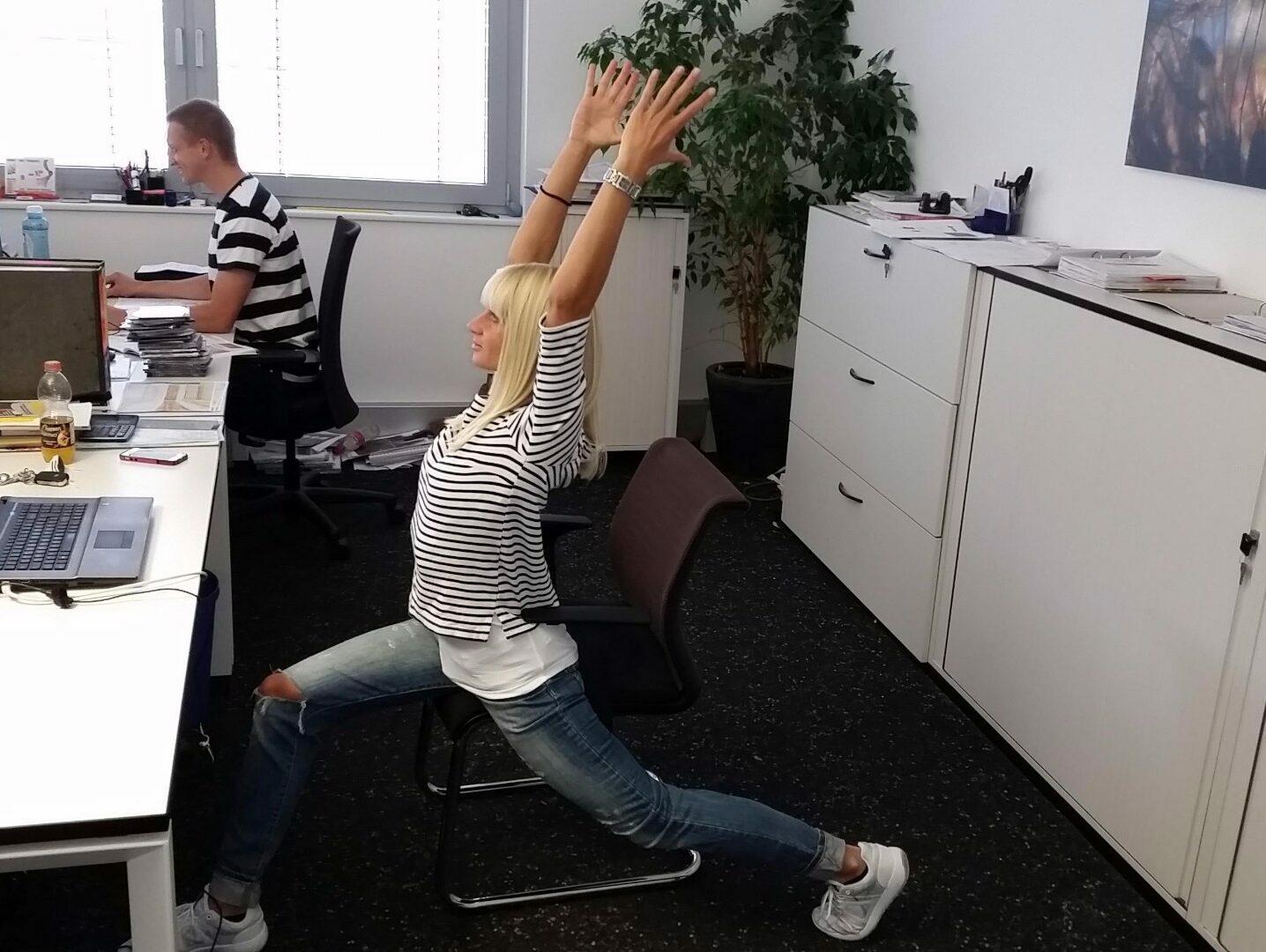 einfache Yoga Übungen