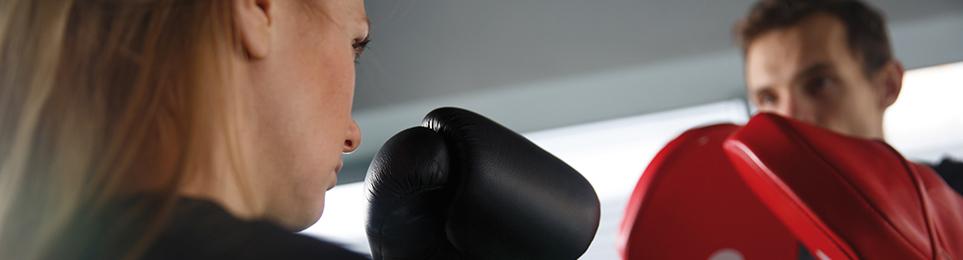 Boxhandschuhe für Freizeit oder Wettkampf finden Sie Kübler Sport Online Shop