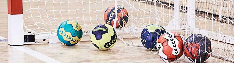 Große Auswahl an verschiedenen Trainingsbällen im Handball. Finden Sie den passenden Handball & profitieren Sie von unserer Erfahrung und Kompetenz!