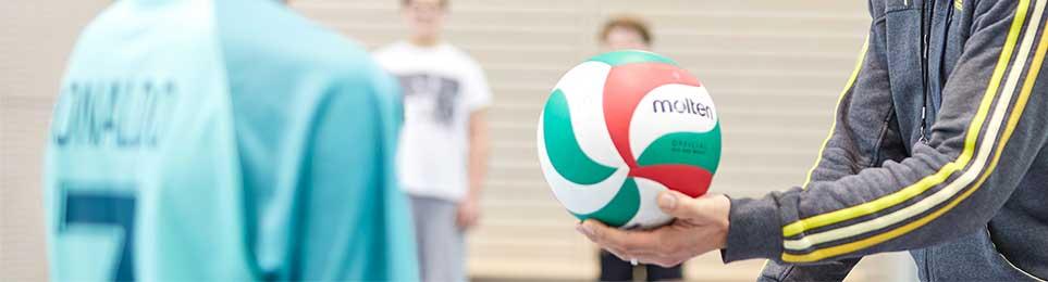 Volleyball: Wettspielbälle von Molten & Mikasa - DVV, DVV2, DVV1 zertifiziert - Online Bestellen